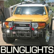 2006-2013 Toyota FJ Cruiser ARB Deluxe Halo Fog Lamp Angel Eye Driving Light Kit