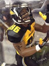 "NFL McFARLANES SPORTSPICKS HINES WARD - The ""DARK KNIGHT"" RISES /only $5 SHIPING"