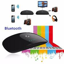 2in1 Bluetooth Transmitter & Receiver A2DP Audio Adapter 3.5mm AUX For MP3 TV PC