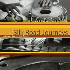 Silk Road Journeys: When Strangers Meet - Yo-Yo Ma (2002, CD NIEUW) MA (VC)
