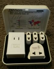 FRANZUS FR-1600 High Wattage Foreign Electricity Converter Kit