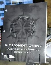 2005 DAIMLER CHRYSLER DODGE JEEP AIR CONDITIONING DIAGNOSIS & SERVICE TRAINING