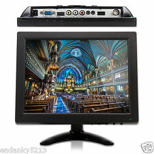 "10"" Inch HDMI/BNC/AV/VGA Input 4:3 /16:9 TFT LCD Monitor Computer Display Screen"