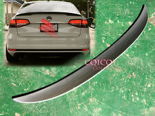 Unpainted VW 2011-2015 JETTA MK6 Sedan trunk spoiler ◎