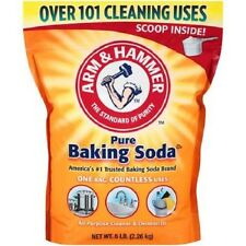 YOU GET 2 ARM & HAMMER Pure Baking Soda, 5 lb