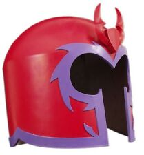 "SIGNED By ""STAN LEE"" MARVEL LIFE SIZE MAGNETO PROP HELMET REPLICA Statue X-MEN"