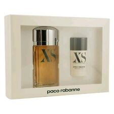 Paco Rabanne XS Cologne by Paco Rabanne, 2 Piece Gift Set for Men NEW