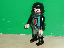 Playmobil Medievale / Knights - soldato, dello Eagle