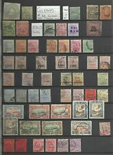 """British Guiana stamp """"collection."""""""