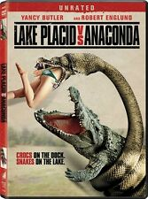 LAKE PLACID VS ANACONDA New Sealed DVD