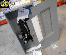 NIB SQUARE D QO124L150G 150 AMP MAIN LUG SINGLE PHASE N1 LOAD CENTER W/FREE COVR