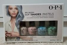 OPI Mini Nail Lacquer Nail Polish. 2016 Collection Soft Shades Pastels