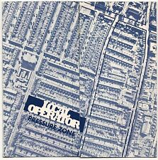 """LOCAL OPERATOR PRESSURE ZONE + THE UNTOUCHABLES 7"""" SINGLE OPEN-OUT SLEEVE 1979"""