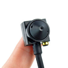HD 3.7mm Mini Pinhole Security Camera & Micro Indoor Hidden CCTV Camera 600TVL