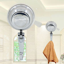 Chrome Home Bathroom Kitchen Vacuum Suction Cup Typical Wall Sucker Hook Hanger
