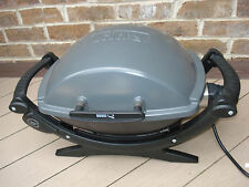WEBER Q 140 ELECTRIC GRILL 1500W USED