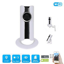 TELECAMERA 1080P HD WIFI SPY Camera Spia IR MOTION DETECTION INFRAROSSI NOTTURNA