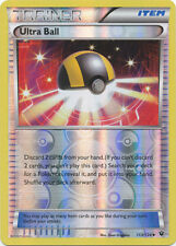 Ultra Ball - 113/124 - Uncommon - Reverse Holo -(x1)- XY Fates Collide - NM-Mint