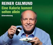 Reiner Calmund - Eine Kalorie kommt selten allein: Autorenlessung (OVP)