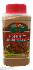 Tropics Kentucky Southern Fried  Hot & Spicy Coating Chicken Fry Mix (750g)