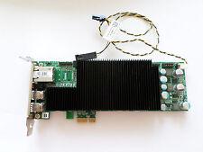 Dell Tera2 Teradici PCoIP Remote Access Host XK9F2 0XK9F2 w/Low-Profile Bracket