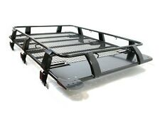 Mercedes G Wagen Roof Rack Fully Welded Steel Black Expedition Heavy Duty Troop2