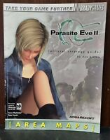 Parasite Eve II Official Strategy Guide (Bradygames)