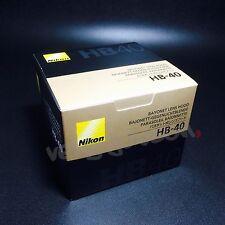 Nikon HB-40 Bayonet Lens Hood for AF-S NIKKOR 24-70 mm F2.8G ED Original New