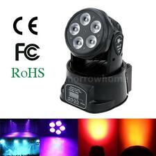 DMX512 Moving Head 75W Stage Light Lighting Wash 10/15CH Sound Control Party