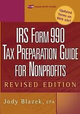 IRS Form 990: Tax Preparation Guide for Nonprofits