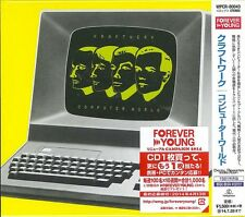 KRAFTWERK-COMPUTER WORLD-JAPAN CD C94
