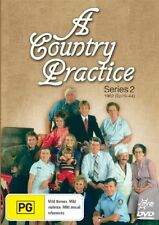 A Country Practice : Series 2 : Part 1 (6 Discs Ep 15-44) DVD New/Sealed Reg 4