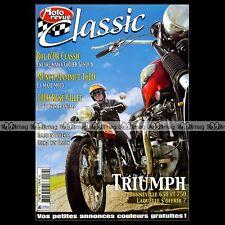 MOTO REVUE CLASSIC N°26-b TRIUMPH 650 750 BONNEVILLE YAMAHA RDLC MÜNCH MAMMUT