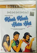 Kuch Kuch Hota Hai DVD - Shahrukh Khan , Kajol - Hindi Movie DVD / Region Free