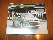2017 17 CHEVY Chevrolet Spark Dealer Sales Brochure BOOK MANUAL  ~ New 12 PAGE