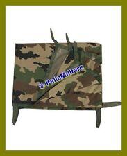 Telo Copertura Militare Mimetica Woodland IMPERMEABILE x Tenda Mezzi Campeggio