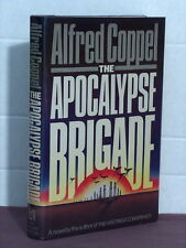 1st, signed by author, Apocalypse Brigade by Alfred Coppel (1981)