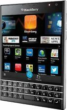 "Deal 14 : New Imported BlackBerry Passport 32GB 3GB 4.5"" 13MP 2MP Black Colour"