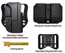 Blade-tech Revolution Combo Colt Officers and copies FREE SHIPPING