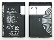 Brand New BATTERY FOR NOKIA BL- 5C 1616 X2-01 5130 2330 CLASSIC