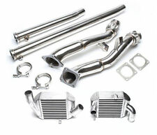 TA TECHNIX INTERCOOLER and Downpipes FOR AUDI A4 B5 S4 RS4 A6 C5 2.7T