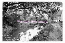 pu0728 - Hell Hole , Whiston Meadows , Whiston Village , Yorkshire - photograph