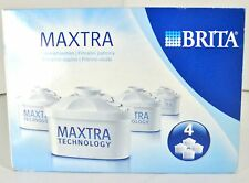 4 x BRITA Maxtra Filter Water Filter replacement Cartridges Pack of 4