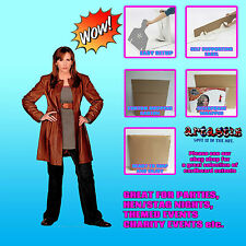 DR WHO ASSISTANT DONNA NOBLE CATHERINE TATE LIFESIZE CARDBOARD CUTOUT