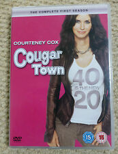 COUGAR TOWN - THE COMPLETE FIRST SEASON ONE 1 - COURTENEY COX DVD