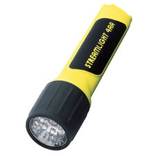 Streamlight 68202 Yellow Propolymer LED 4AA Flashlight