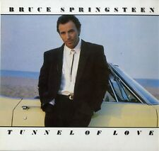BRUCE SPRINGSTEEN Tunnel Of Love 1987 UK vinyl LP EXCELLENT CONDITION