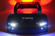 RC LED Light Set for Traxxas Slash or for  RC10 SC (BODY NOT INCLUDED) #54