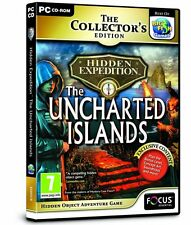 Hidden Expedition 5 - The Uncharted Islands Collector's Edition (PC) NEW SEALED