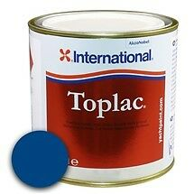 Toplac narrow boat and yacht exterior paint - SAPPHIRE BLUE